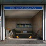 Kondius - BVG U6 KurtSchumacherPlatz web