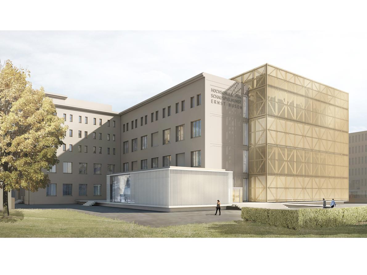Kondius - HfS Entwurf Ortner