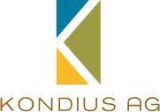Kondius - logo weisser back
